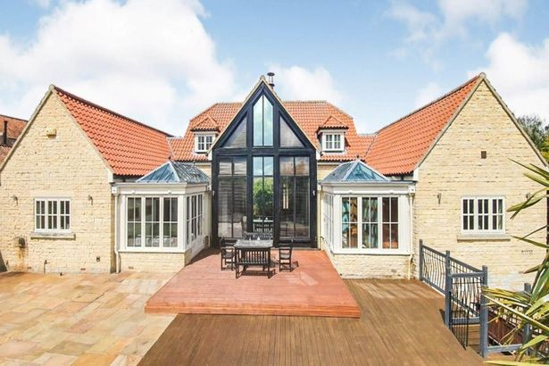 Inside luxury 5-bedroom mansion with 60m zip line, swimming pool and cinema room