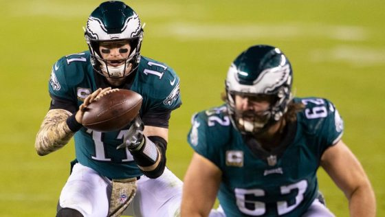 Jason Kelce: Carson Wentz will do pretty well in Indianapolis