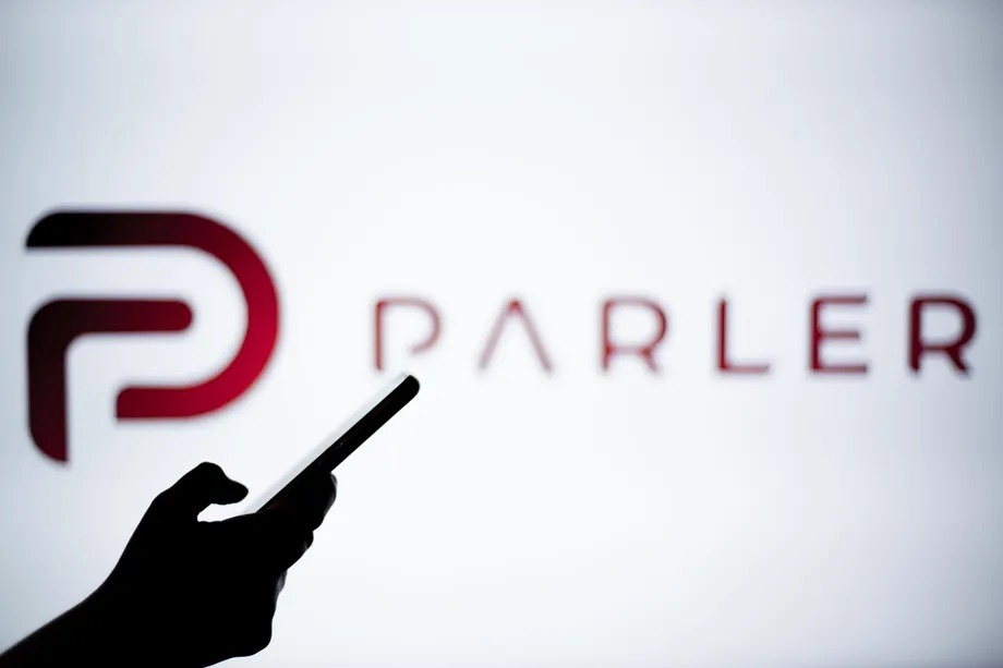 Parler returns to Apple App Store with some content excluded